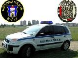 městská policie Štětí