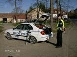 městská policie Zdiby