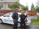 městská policie Kovářov