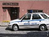 městská policie Příbor