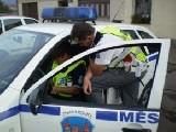 městská policie Chabařovice