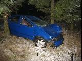 obrázek ke článku: Silvestrovské dopravní nehody pod vlivem alkoholu