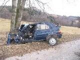 obrázek ke článku: Při dopravní nehodě utrpěl řidič smrtelné zranění