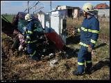 obrázek ke článku: Dopravní nehoda ve Smiřicích u Hradec Králové