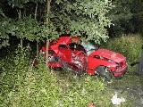 obrázek ke článku: Dva mrtví a dva těžce zranění při dopravní nehodě na Královehradecku