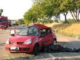 obrázek ke článku: Dva zmařené lidské životy při autonehodě na Brněnsku