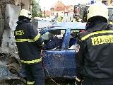 obrázek ke článku: Tři lidské životy vyhasly při autonehodě v Bílovicích