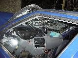 obrázek ke článku: Čelní náraz do stromu nepřežil řidič v obci Valašské Meziříčí