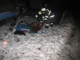 obrázek ke článku: Těžké následky dopravní nehody u Jaroměřic