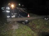 obrázek ke článku: Po dopravní nehodě nadýchal 1,96 promile alkoholu