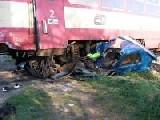obrázek ke článku: Dopravní nehodu u Lukové přežili zázrakem