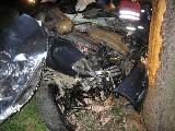 obrázek ke článku: Zaklíněného řidiče vyprošťovali hasiči 40 minut