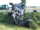 obrázek ke článku: Smrtelná dopravní nehoda u obce Klenice na Královehradecku