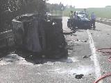 obrázek ke článku: Otřesné následky dopravní nehody na Písecku si vyžádaly dva lidské životy