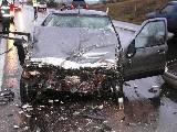 obrázek ke článku: Riskantní předjíždění příčinou dopravní nehody