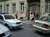obrázek ke článku: Neponechání volného průjezdu městskými policisty z Prahy