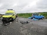 obrázek ke článku: Dva lidé zemřeli při dopravní nehodě u Lejšovky