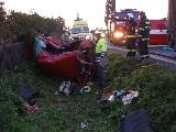 obrázek ke článku: Dva ženy zahynuly následkem dopravní nehody u Hradce Králové