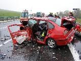 obrázek ke článku: Dopravní nehody po vlivem alkoholu