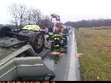 obrázek ke článku: Čtrnáctiletý chlapec zahynul přo dopravní nehodě