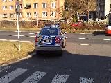 obrázek ke článku: Parkovaní v křižovatce v Ústí nad Labem