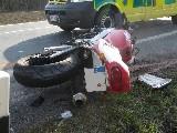 obrázek ke článku: Motorkářská sezóna má již své oběti na životech