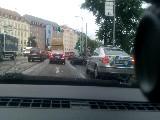obrázek ke článku: Policie Čr nerespektuje v Brně zákaz odbočení