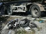 obrázek ke článku: Ujíždějící motorkář zemřel pro dopravní nehodě