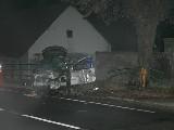 obrázek ke článku: Devětatřicetiletá žena zahynula při dopravní nehodě na Jičínsku