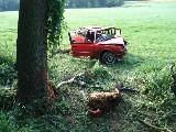obrázek ke článku: Nehoda ve Vysokém Mýtě si vyžádala lidský život