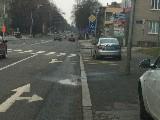 obrázek ke článku: Policie Zlín - a opět parkování v blízkosti přechodu