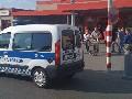 obrázek ke článku: Městská policie Kolín - parkování u Kauflandu