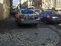 obrázek ke článku: Policie České republiky - parkování na chodníku