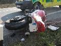 obrázek ke článku: Motorkářská sezóna začala a má už své oběti