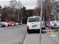 obrázek ke článku: Parkování na chodníků MP Kladno
