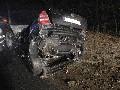 obrázek ke článku: Tři basketbalisté zemřeli při dopravní nehodě u obce Pleše