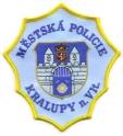 Městká policie Kralupy nad Vltavou