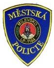 Městká policie Milevsko