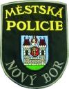 Městká policie Nový Bor