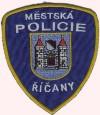 Městká policie Říčany