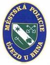 Městká policie Újezd u Brna