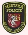 Městká policie Hradec Králové