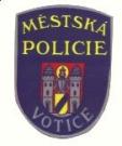 Městká policie Votice