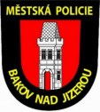 Městká policie Bakov nad Jizerou