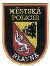Městká policie Blatná