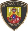 Městká policie Hranice