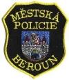 Městká policie Beroun