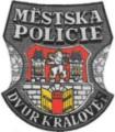 Městká policie Dvůr Králové nad Labem