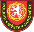 Městká policie Jaroměř