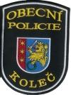 Městká policie Koleč